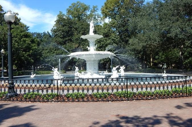 Walking Tour of Savannah's Historic District
