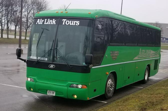 All-inclusive Niagara Falls bus Tour in Toronto