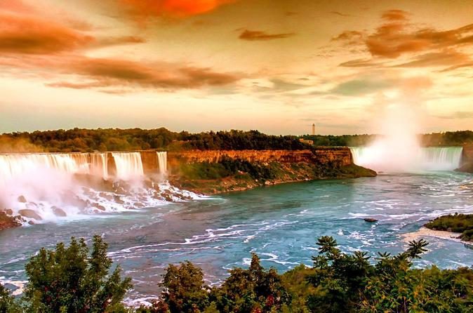 Oakville And Burlington Niagara Falls Coach Tour