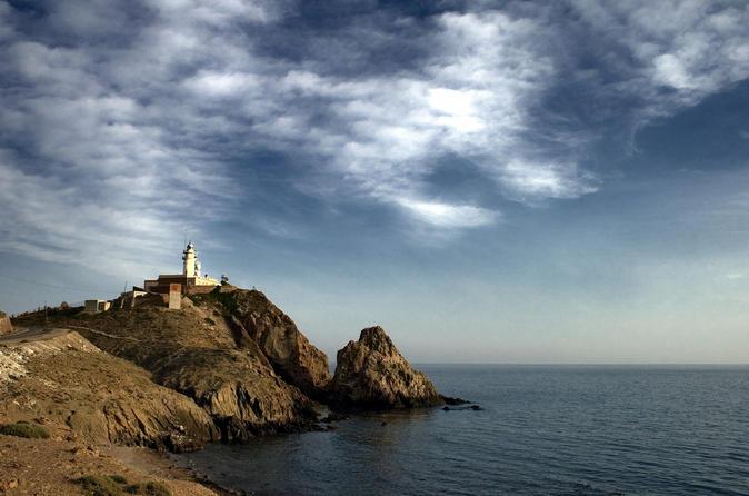 Full-day trip to Cabo de Gata Natural Park