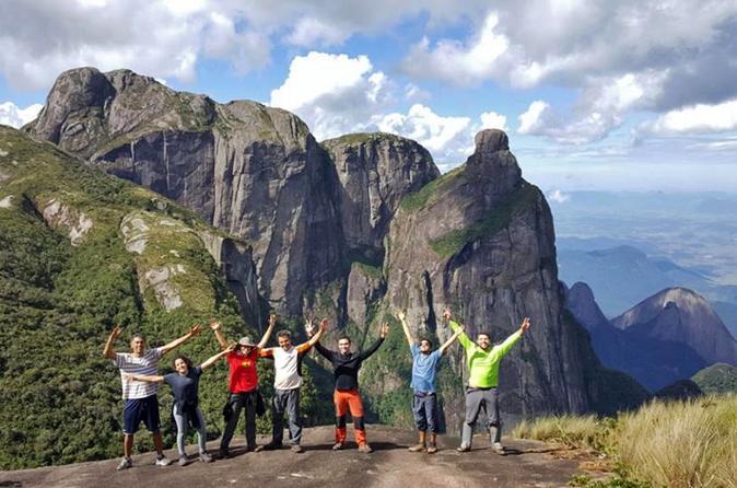 Petrópolis Teresópolis Trekking Expedition - 03 Days - Serra Do Órgãos - Rio De Janeiro