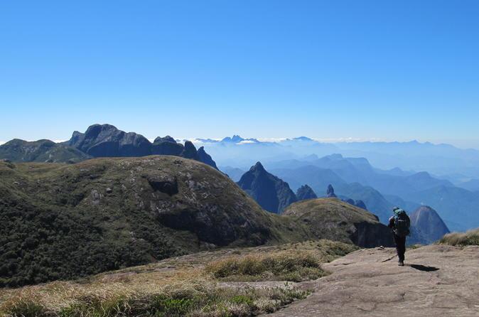 Rio De Janeiro Wilderness (6 Days) - The 'Brazilian Yosemite' Trekking