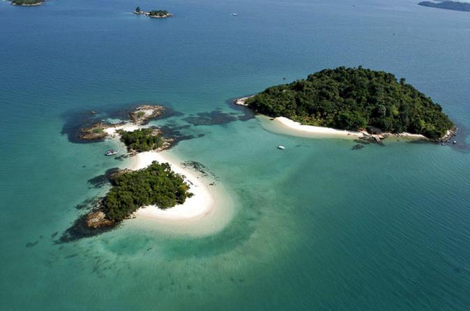 Viagem diurna para Angra dos Reis e Ilha Grande saindo do Rio de Janeiro