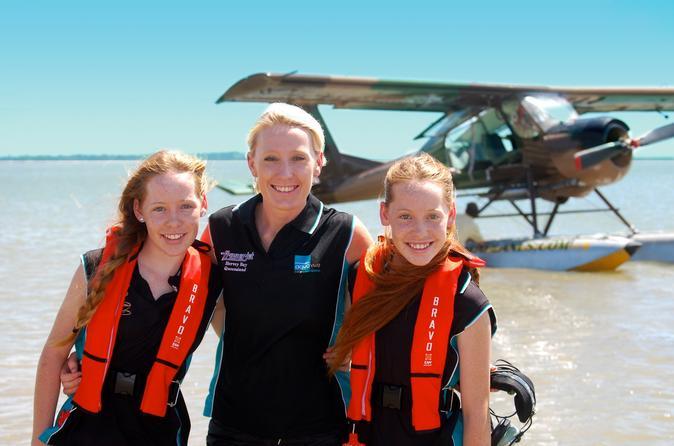 Seaplane Tour over Maroochydore