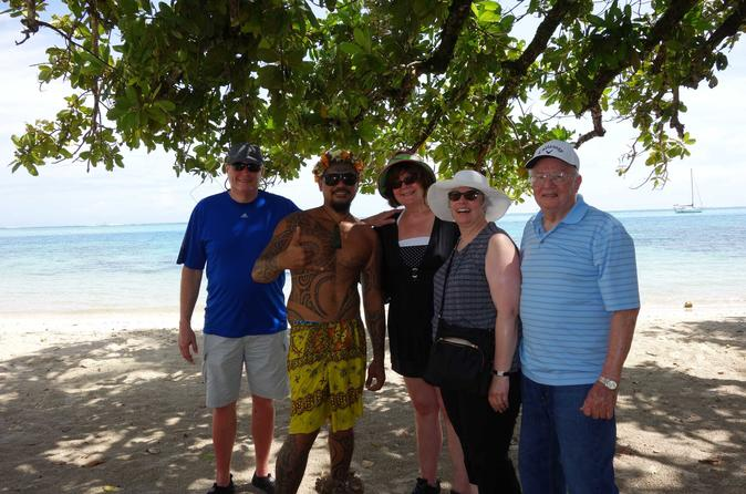 Full-Day Moorea Cultural Tour French Polynesia, Pacific Ocean and Australia