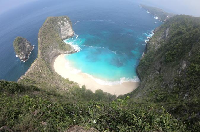 West Nusapenida Tour Package 1 day return Sanur Bali