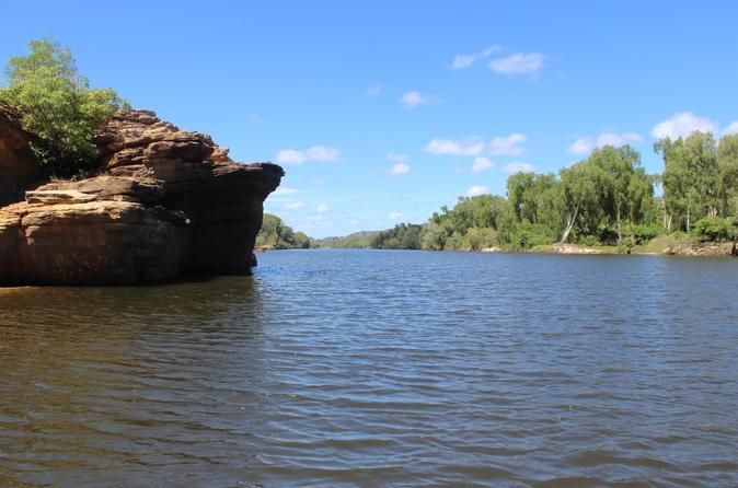 Kakadu Day Tour from Darwin Including Ubirr Art Site, Guluyambi Cultural Cruise and Arnhem Land
