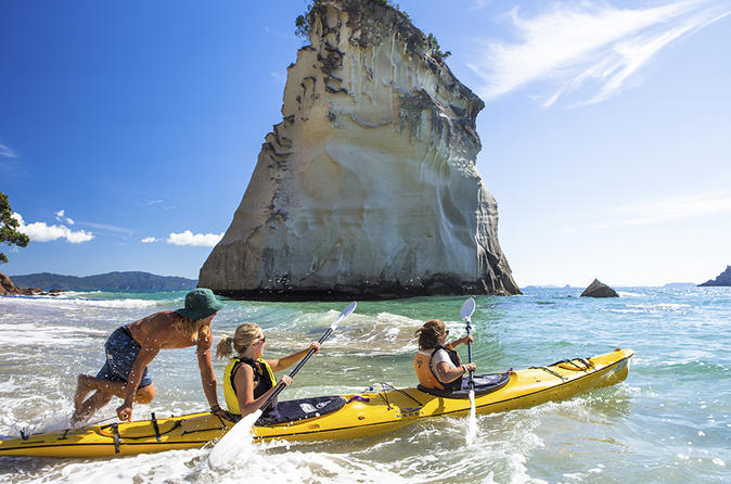 7-Day North Island Adventure Tour - Auckland to Wellington Return