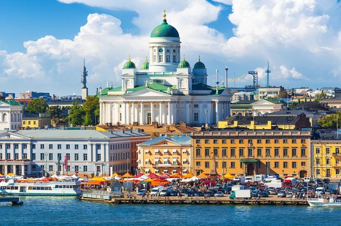 Helsinki Day Cruise from Tallinn