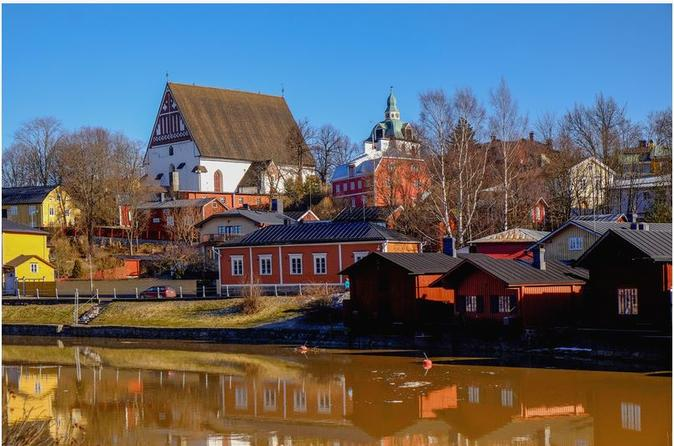 Private half day trip to medieval porvoo from helsinki in helsinki 293630
