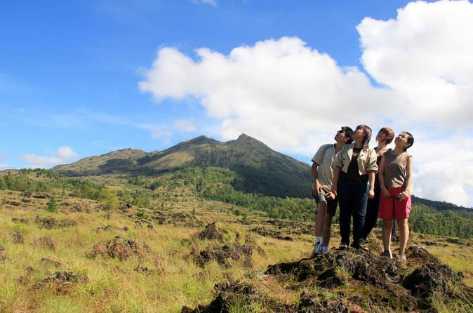 Bali Sightseeing Day Trip from Temples, Volcano to Hot Spring