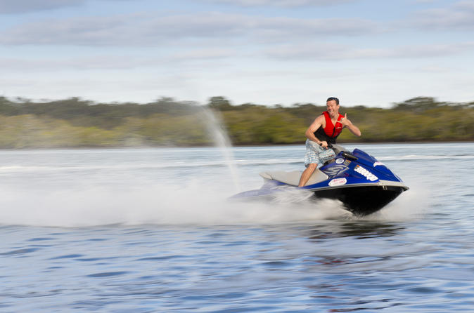 Moreton bay marine park jet ski tour from caloundra in sunshine coast 230963