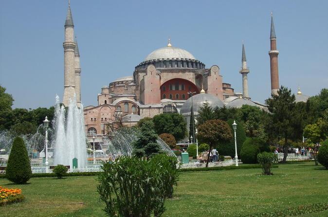 Full Day Istanbul Classics and Bosphorus Cruise Tour