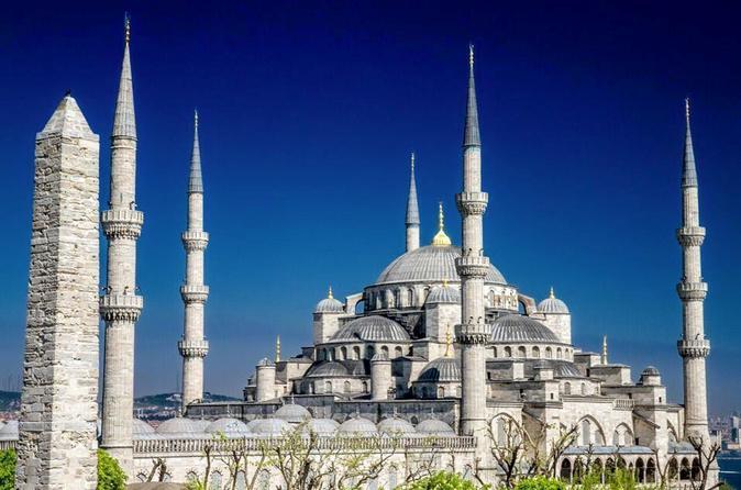 Istanbul Classics Full Day City Walking Tour