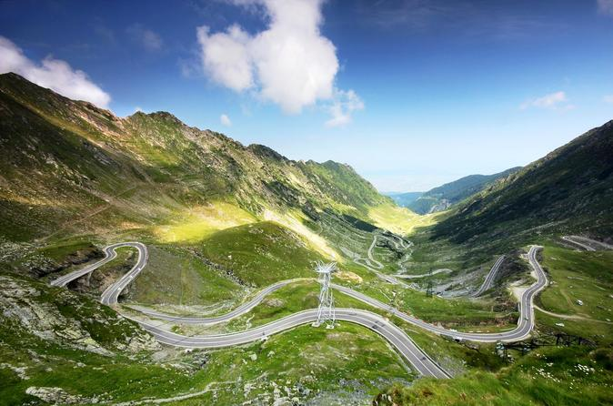 Full day transfagarasan private guided tour from brasov in bra ov 215846