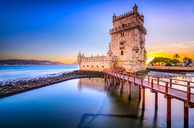 Excursão a pé para grupos pequenos de em Belém, Lisboa