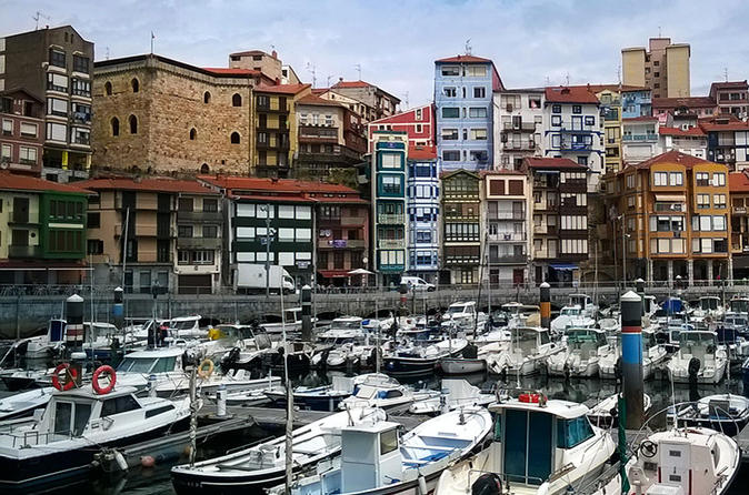 Basque coastal villages private tour from bilbao in bilbao 210162