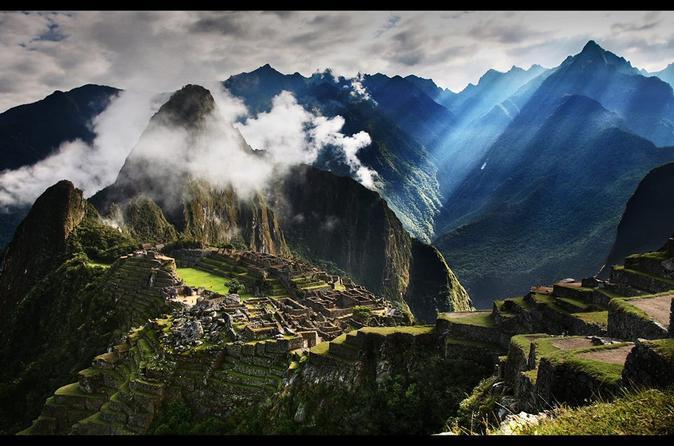 Excursão durante a noite: Machu Picchu de trem partindo de Cusco