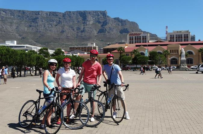 Cape Town Bike Tour and Beer Tasting