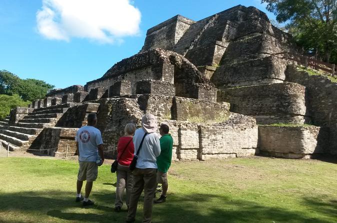 Belize Cave Tubing and Altun Ha Combination Tour
