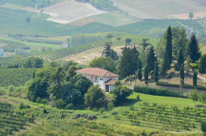 Barbaresco Hiking with Light Lunch and Wines
