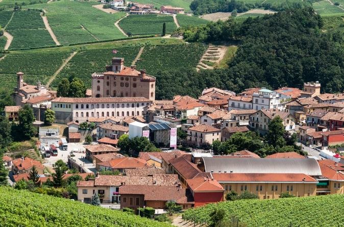 Barolo segway tour with wine tasting in barolo 231686