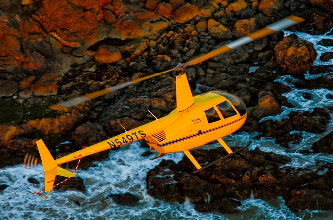 Los Angeles Air, Helicopter & Balloon Tours
