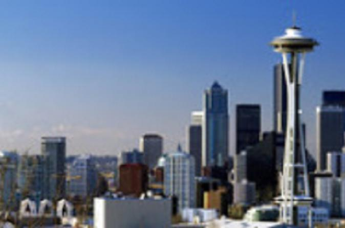 One-way Private Airport Shuttle to or from Seattle Tacoma Airport