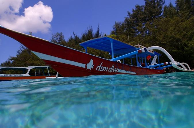 Gili islands scuba diving tour with optional lombok pickup in mataram 208117