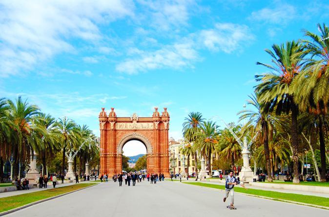 Excursão a pé particular a cidade antiga de Barcelona