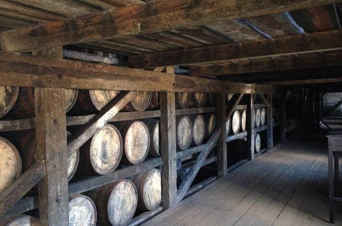 Nashville to Jack Daniel's Distillery and Back
