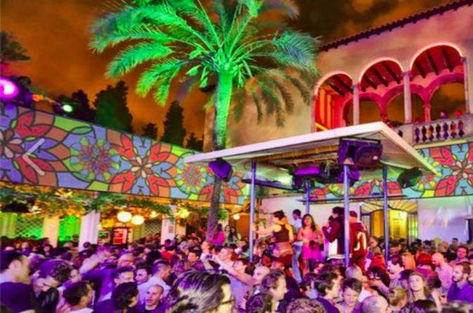 Barcelona Nightclubs Entry Package