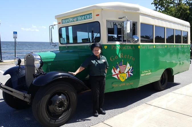 Pensacola Hop-on Hop-off Tour