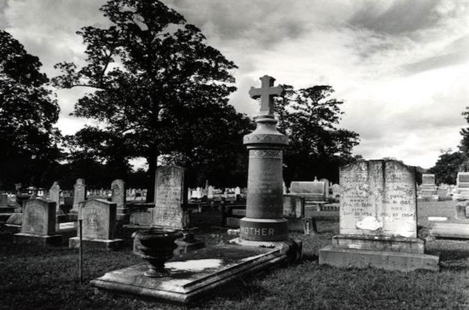 Pensacola Walking Cemetery Tour