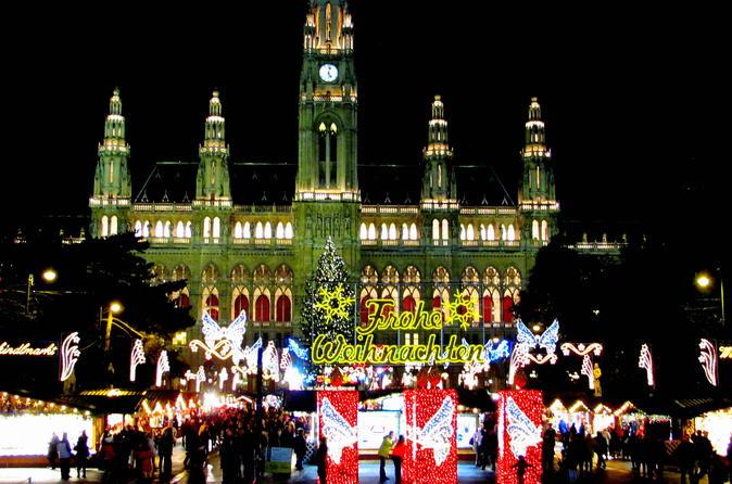 Christmas Markets Walking Tour in Vienna