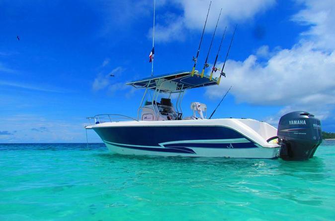 Full Day Boat tour-Las Perlas