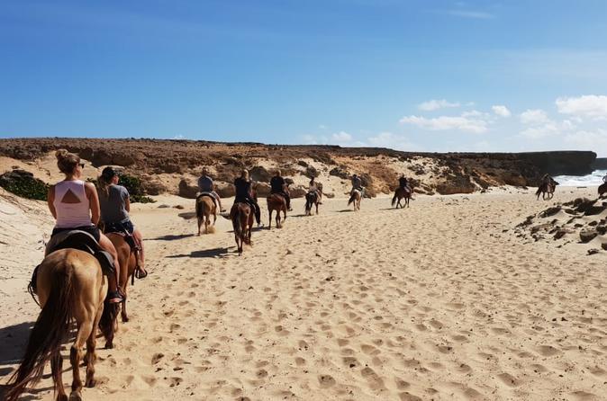 Moro Beach Horseback Riding Tour PRIVATE