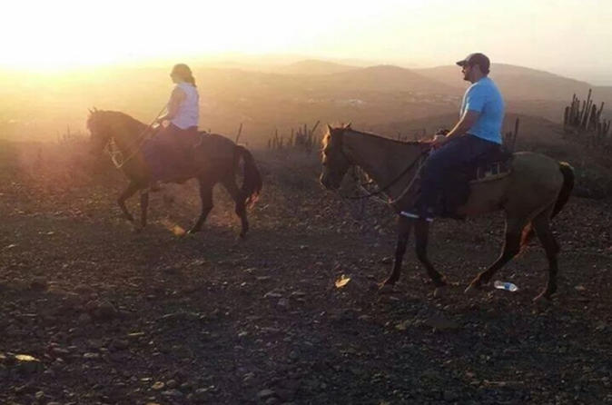 Private Sunset Horse-Riding Tour Rancho Loco