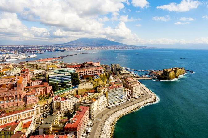 Amazing Walking Tour in Naples from the Port