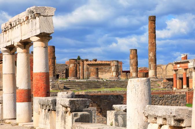 Pompeii - Sorrento - Positano Sharing Tour