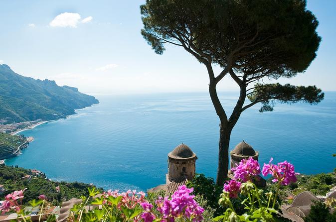Ravello - Amalfi - Positano Sharing Tour