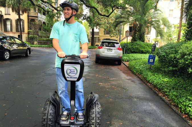 Segway tour of savannah in savannah 209046