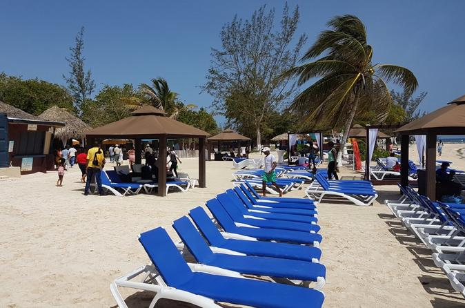 All Inclusive Blue Waters Beach Club Experience From Falmouth
