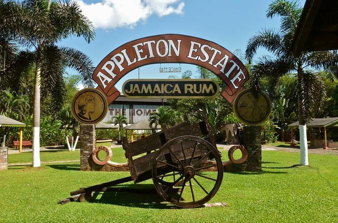 Appleton Estate Rum Tour and Tasting from Kingston