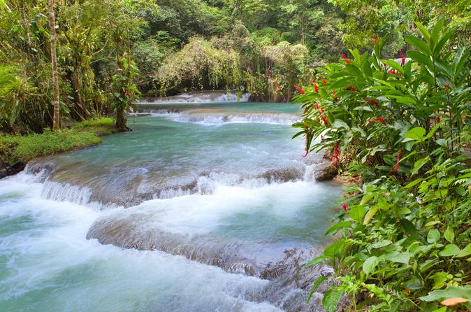 Dunn s river falls and fern gully highlight adventure tour from in runaway bay 232075