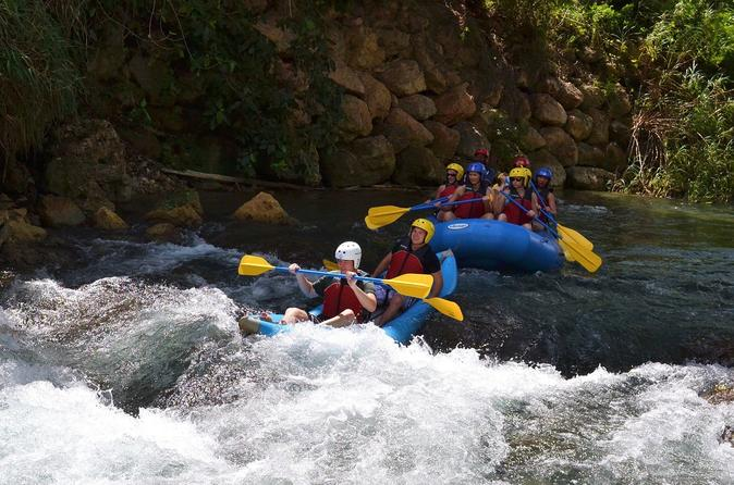 Jungle River Kayaking Adventure From Ocho Rios