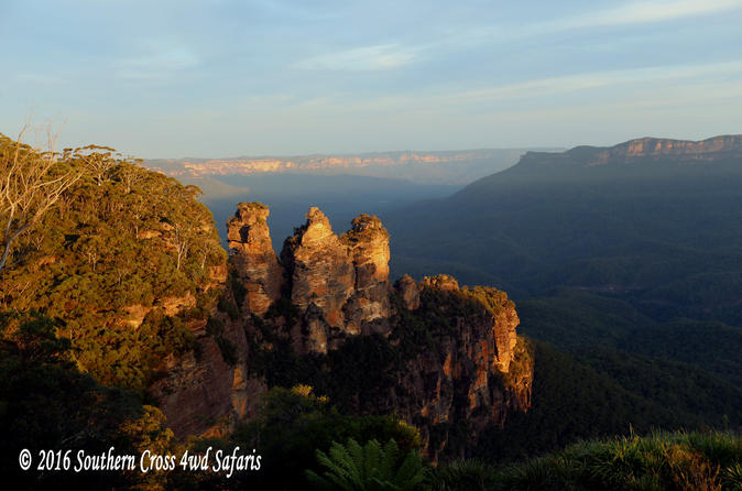 Private blue mountains day trip by 4wd from sydney or the blue in sydney 328683