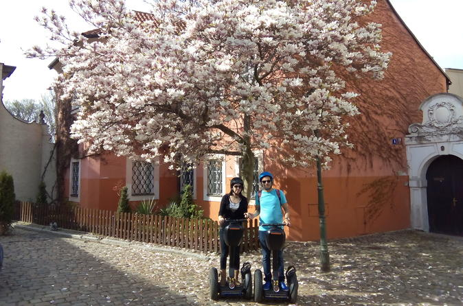 Small Group Segway Tour of Prague's Best Attractions