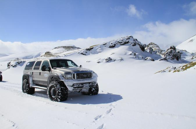 Highlights of Iceland Small-Group Day Trip from Reykjavik by Super Jeep