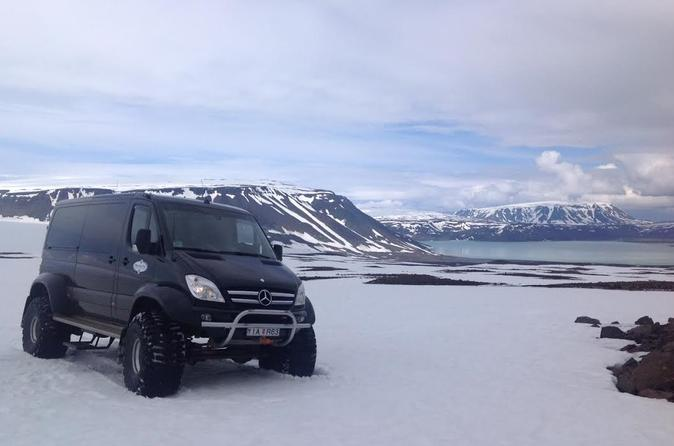 Private Custom Super Jeep Day Trip from Reykjavik